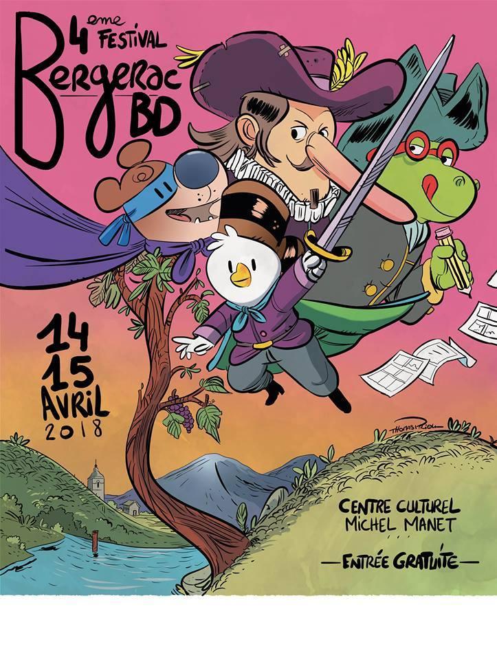 4ème Festival de BD Bergerac