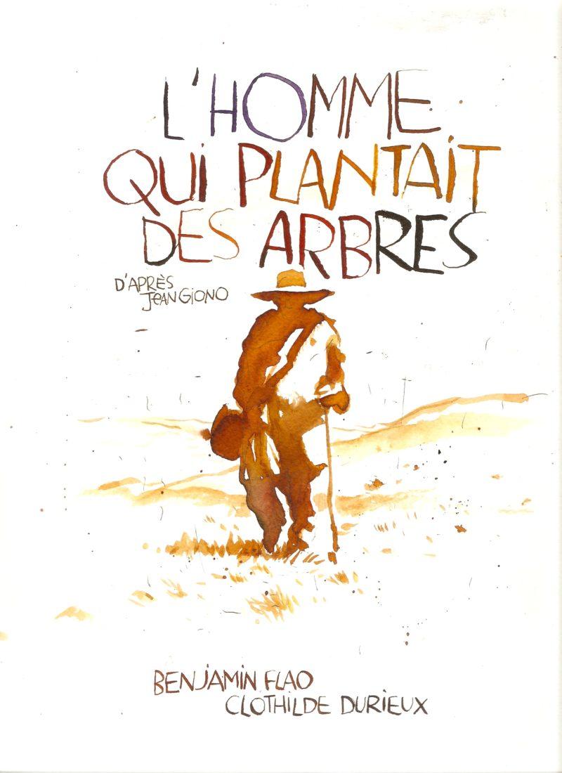CONCERT DESSINÉ «L'HOMME QUI PLANTAIT DES ARBRES»