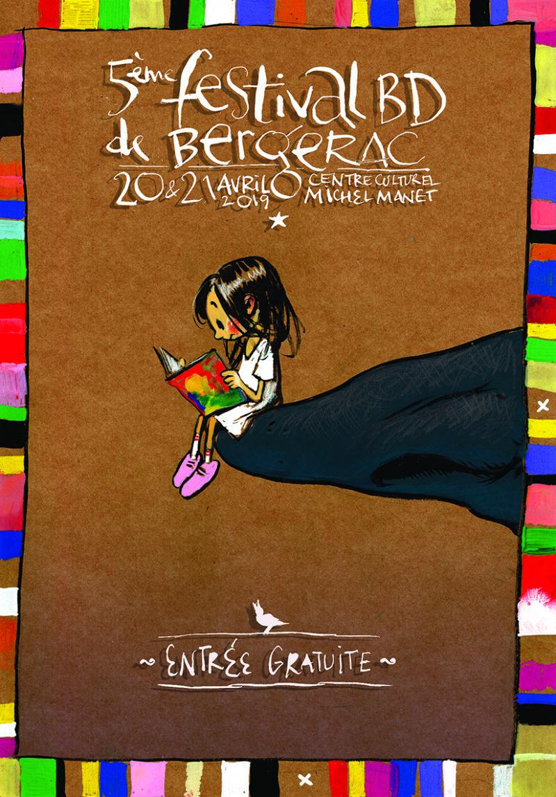 5ème Festival de BD Bergerac
