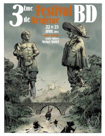 3ème Festival BD de Bergerac
